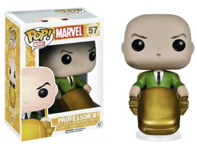 POP, Figura de Vinilo Coleccionable, Marvel, Professor X, Nº57