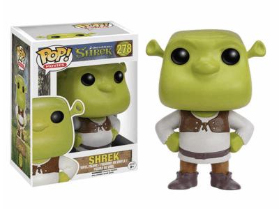 POP, Figura de Vinilo Coleccionable, Shrek, Sherek, Nº278
