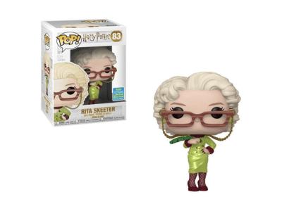 POP, Figura de Vinilo Coleccionable, Harry Potter, Rita Skeeter, Nº83