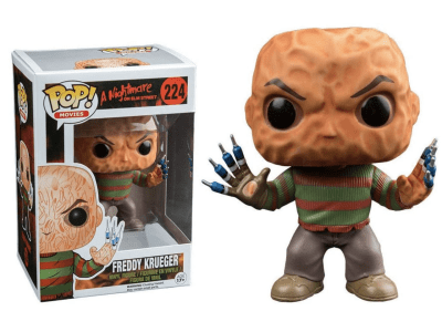 POP, Figura de Vinilo Coleccionable, A Nightmare on Elm Street, Freddy Krueger, Nº224