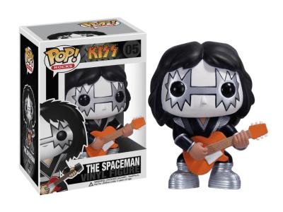 POP, Figura de Vinilo Coleccionable, Kizz, The Spaceman, Nº05