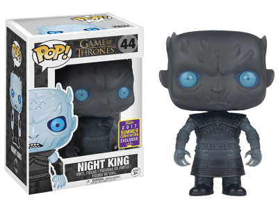 POP, Figura de Vinilo Coleccionable, Game of Thrones, Night King, Nº44