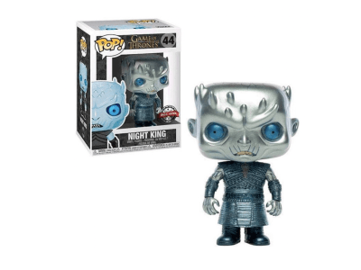 POP, Figura de Vinilo Coleccionable, Game of Thrones, Night King (Fluorescent), Nº44