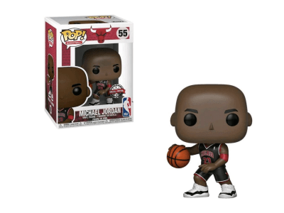 POP, Figura de Vinilo Coleccionable, NBA, Michael Jordan, Nº55