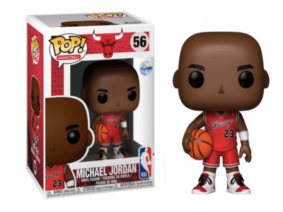 POP, Figura de Vinilo Coleccionable, NBA, Michael Jordan, Nº56