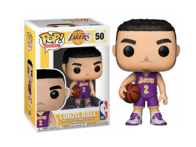 POP, Figura de Vinilo Coleccionable, NBA, Lozano Ball, Nº50