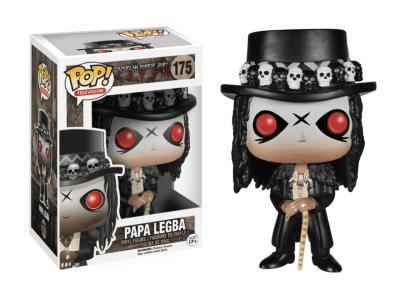 POP, Figura de Vinilo Coleccionable, American Horror Story, Papa Legba, Nº175