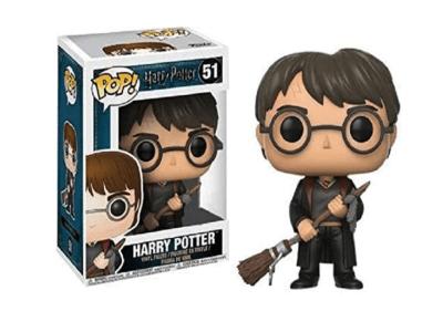 POP, Figura de Vinilo Coleccionable, Harry Potter, Harry Potter, Nº51