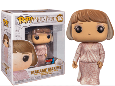 POP, Figura de Vinilo Coleccionable, Harry Potter, Madame Maxime (Big), Nº102