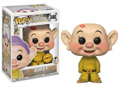 POP, Figura de Vinilo Coleccionable, Disney, Dopey, Nº340