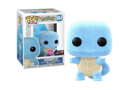 POP, Figura de Vinilo Coleccionable, Pokemon, Squirtle, Nº504