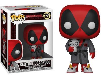 POP, Figura de Vinilo Coleccionable, Deadpool, Bedtime Deapool, Nº327