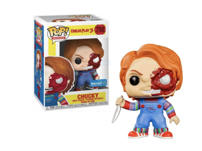 POP, Figura de Vinilo Coleccionable, Child Play 3, Chucky, Nº798