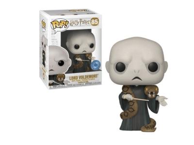 POP, Figura de Vinilo Coleccionable, Harry Potter, Lord Voldemort, Nº85