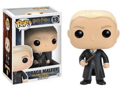 POP, Figura de Vinilo Coleccionable, Harry Potter, Draco Malfoy, Nº13