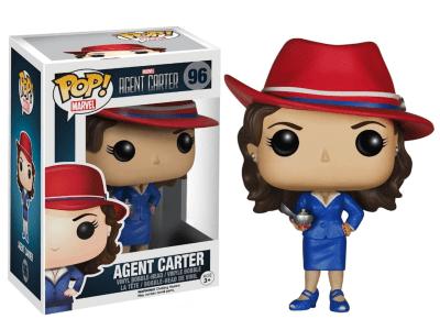 POP, Figura de Vinilo Coleccionable, Marvel, Agent Carter, Nº96