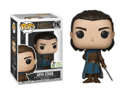 POP, Figura de Vinilo Coleccionable, Game of Thrones, Arya Stark, Nº76