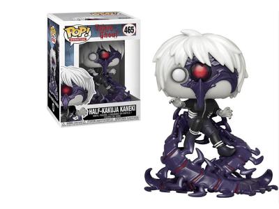 POP, Figura de Vinilo Coleccionable, Tokyo Ghoul, Half Kakuja Kaneki, Nº465