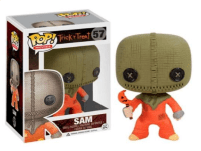 POP, Figura de Vinilo Coleccionable,  Trick T Treat, Sam, Nº57