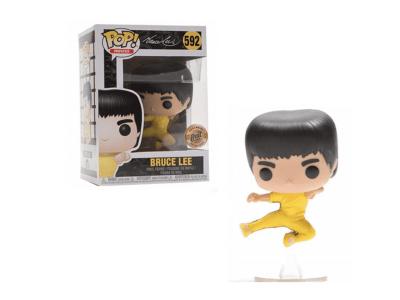 POP, Figura de Vinilo Coleccionable, Bruce Lee, Bruce Lee, Nº592
