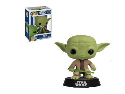 POP, Figura de Vinilo Coleccionable, Star Wars, Yoda, Nº02