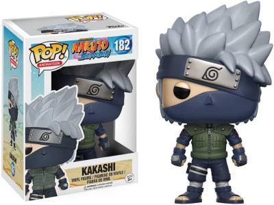 POP, Figura de Vinilo Coleccionable, Naruto, Kakashi, Nº182