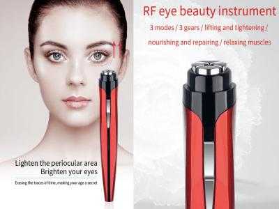 Máquina de belleza facial RF y EMS, lifting, relax y anti-envejecimiento para uso doméstico