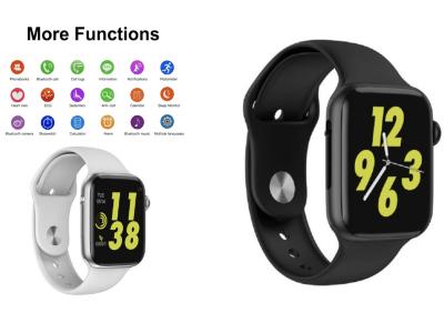 Reloj Inteligente Compatible IOS y Android, Llamadas Bluetooth ECG, Monitor de Frecuencia Cardíaca, Reloj Inteligente W34