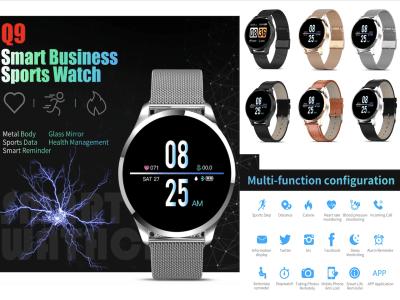 Reloj Inteligente, Bluetooth, Resistente al Agua IP67, Mensaje Recordatorio de Llamada, Ideal para Hombres, Monitor de Ritmo Cardíaco, Rastreador de Ejercicios, compatible Android y IOS