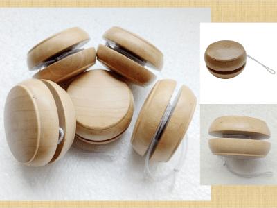 Yoyo de madera clásico; Alivio y liberación del estrés, calma, relaja, ayuda con la concentración, el autismo, la ansiedad; Para niños y adultos