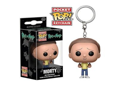 POP Llavero, Rick and Morty, Morty