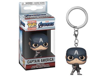 POP Llavero, Marvel Avengers, Captain America