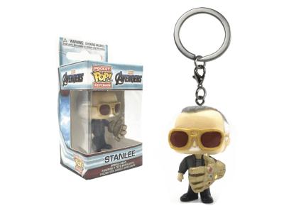 POP Llavero, Marvel Avengers, Stan Lee