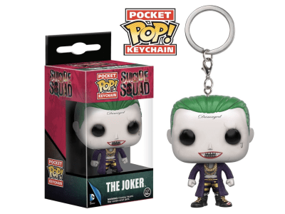POP Llavero, Suicide Squad, The Joker