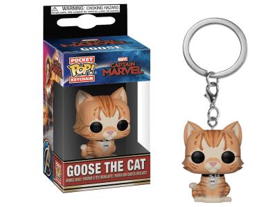 POP Llavero, Marvel, Goose the Cat