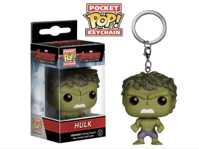 POP Llavero, Marvel, Avengers, Hulk