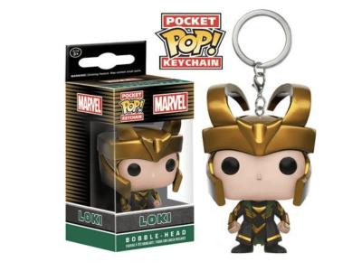 POP Llavero, Marvel, Loki