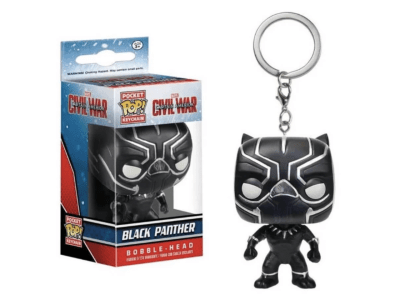 POP Llavero, Marvel, Avengers, Black Panther