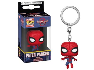 POP Llavero, Marvel, Peter Parker