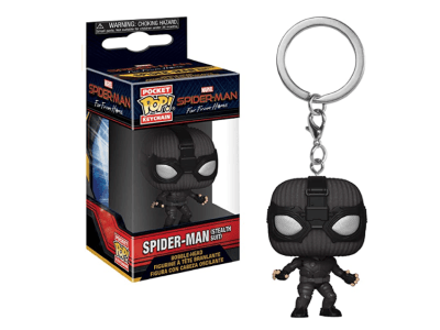 POP Llavero, Marvel, Spider-Man (Stealth Suit)