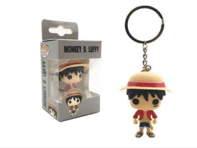 POP Llavero, One Piece, Monkey D. Luffy