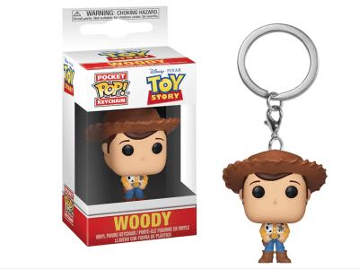 POP Llavero, Toy Story, Woody