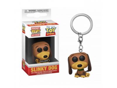 POP Llavero, Toy Story, Slinky Dog