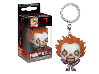 POP Llavero, IT, Pennywise with Spider Legs