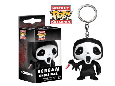 POP Llavero, Scream, Scream Ghost Face