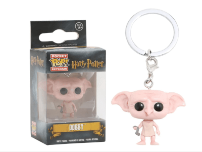 POP Llavero, Harry Potter, Dobby