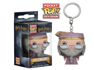 POP Llavero, Harry Potter, Albus Dumbledore