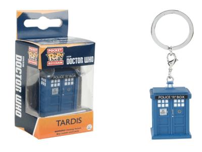 POP Llavero, Doctor Who, Tardis