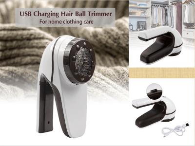 Recortadora de bolas de pelo con removedor de pelusa, USB universal recargable, 6 cuchillas de alta potencia, Carga rápida, Gran volumen, Diseño fácil de usar
