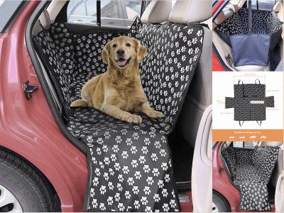 Almohadillas Impermeabilizantes para Mascotas, Antideslizantes y Anti incrustantes, Automóviles, Viajes, Transpirables, Sostenibles, Funda Extraíble, Almohadillas Mascotas para Automóviles